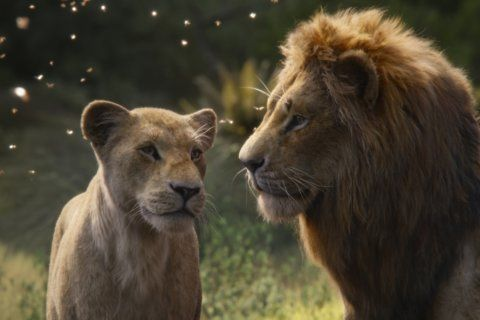 25 years later, 'The Lion King' roars again (with Beyoncé)