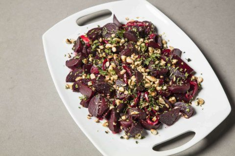 How to maximize beets' sweet, earthy flavor without mess