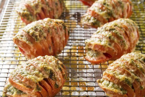 Make your stuffed tomatoes next level with this recipe