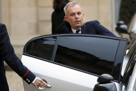 French government reports clear ex-minister of over-spending
