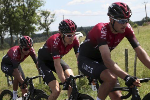 Technology beating romanticism at Tour de France