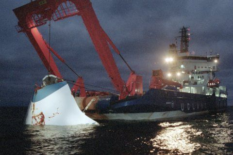 French court rejects claim over 1994 Estonian ferry disaster