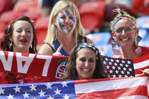 US defeats Netherlands 2-0, clinching 4th Women's World Cup title