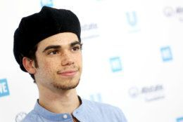 Actor Cameron Boyce, who starred in the Disney Channel's television shows and series, has died at age 20. (Getty Images for WE Day/Tommaso Boddi)