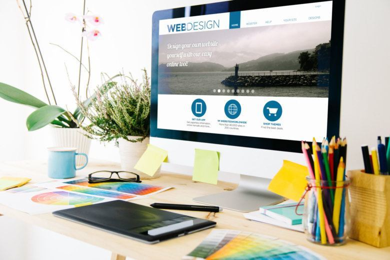 Trying to build your business website? Here's what to know