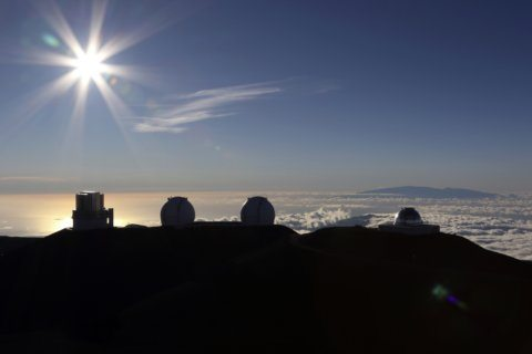 Giant Hawaii telescope to focus on big unknowns of universe