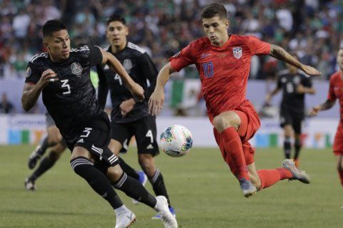 US men's soccer to play Mexico in New Jersey on Sept 6