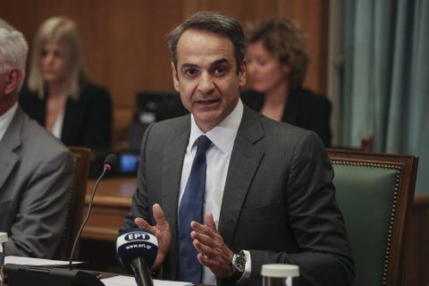 Greece announces bond issue, first under new government