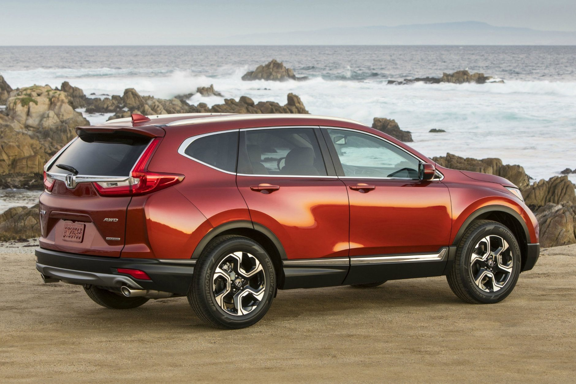 2019 Honda CR-V Lease deal: $249 per month for 36 months with $2,399 due at signing (Courtesy American Honda Motor Co.)