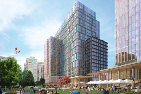 Committee: Amazon HQ2 designs are colorful but unambitious