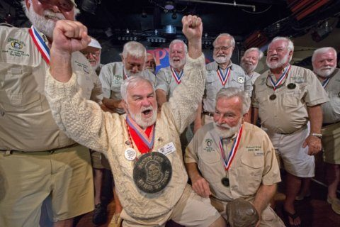 Tennessee banker wins annual Hemingway Look-Alike contest