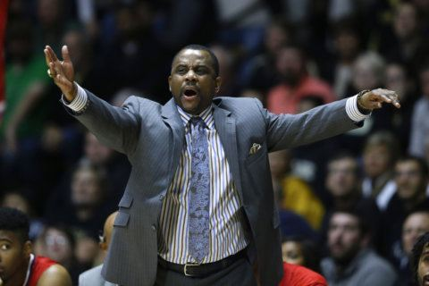 LSU adds ex-Howard coach Nickelberry as assistant