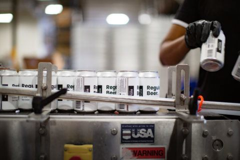 DC is tops for craft beer industry pay