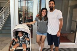 Anthony Rendon and family
