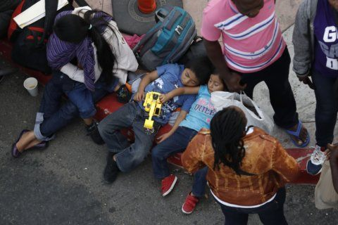 The Latest: Immigrant advocates sue over new asylum rule