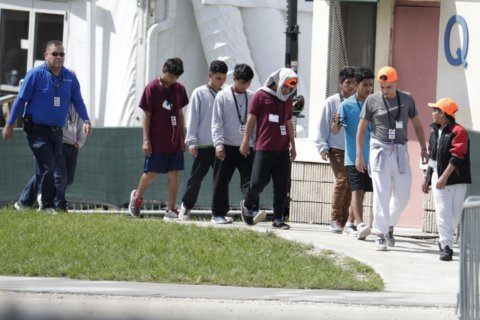 Clarification: Teen Detention Camp story