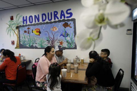 Boston suburb reflects broad changes in US immigration