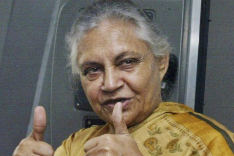 Sheila Dikshit, Delhi's longest-serving chief minister, dies