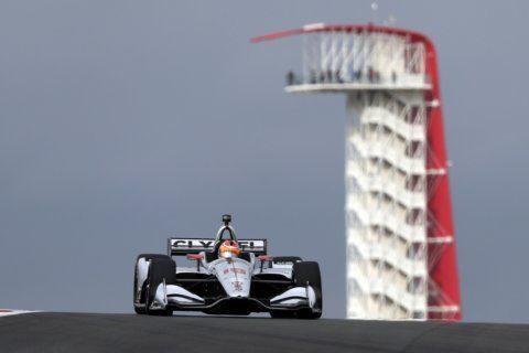 Ferrucci showing skill, rebuilding reputation in IndyCar