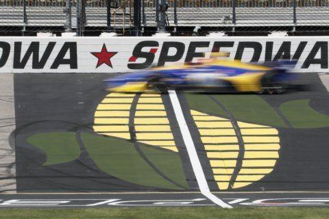 Pagenaud chasing Newgarden, Rossi in IndyCar in Iowa