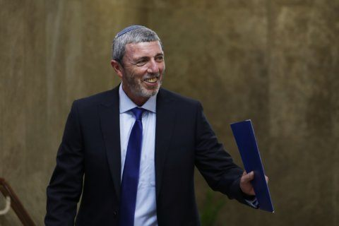 Israeli minister's remarks on gays widely condemned