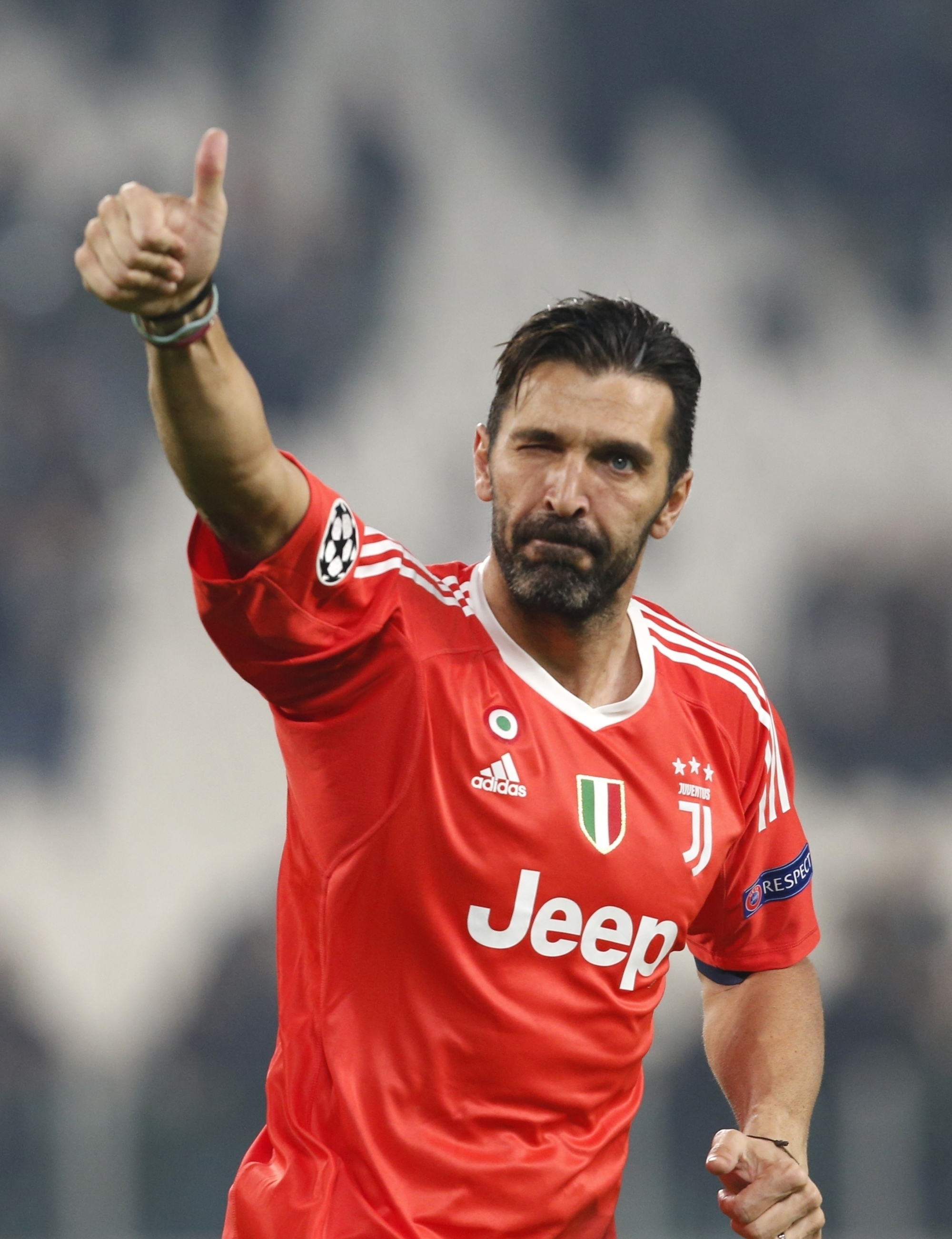 Buffon back at Juventus after 1 season at PSG | WTOP