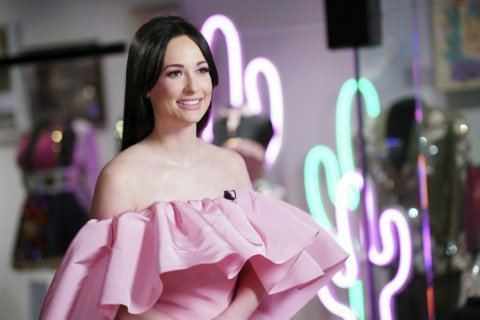 Kacey Musgraves' museum exhibit allows her time to reflect
