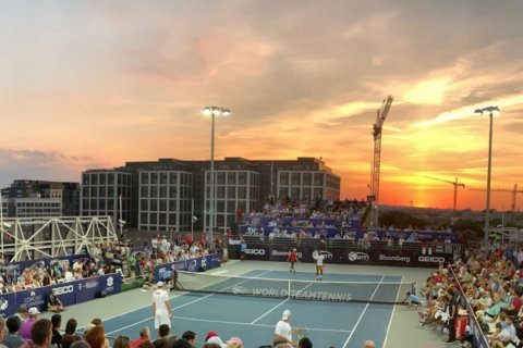 Tiafoe, Kastles find new tennis homes in DC
