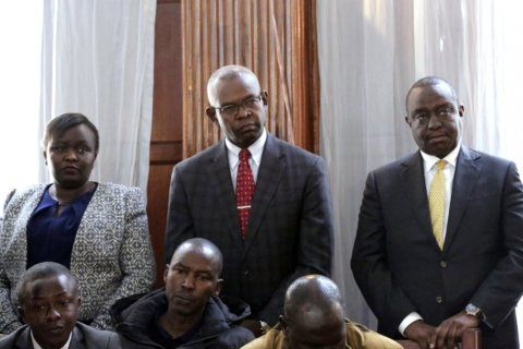 Kenya's finance minister denies fraud charges in dam project