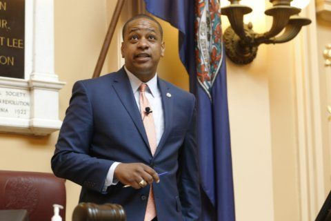 Virginia Lt. Gov. Fairfax says eyewitness backs up his story