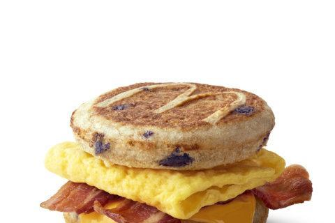 McDonald's chooses DC to test new breakfast sandwich