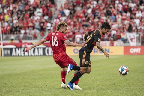 Dynamo beat Toronto FC 3-1 to snap 8-game road losing streak