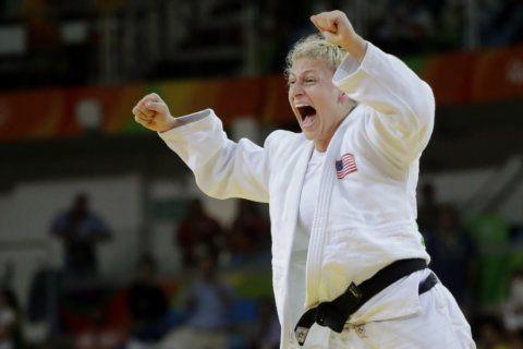 Olympic champ Harrison looks to win big, grow upstart PFL