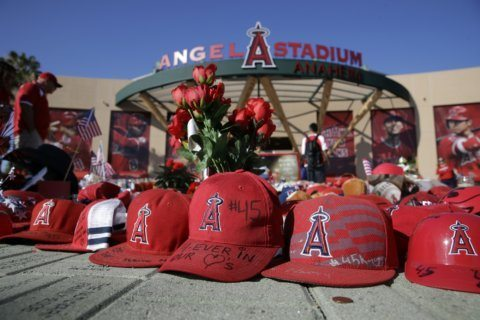 Angels honor Skaggs with emotional no-hit masterpiece