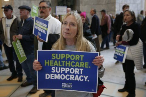 US rejection disappoints states eyeing Utah Medicaid plan