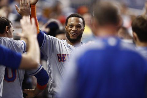 Cano homers in 2nd straight game, Mets top Marlins 6-2