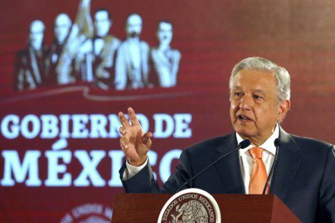 Mexico uncovers massive migrant smuggling ring using trucks