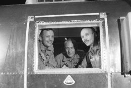 Neil Armstrong, Edwin Buzz Aldrin, Michael Collins