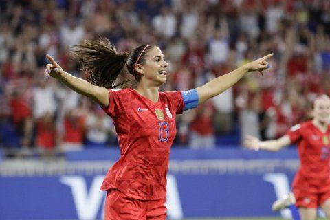 Press, Morgan lead US past England into Women's World Cup final