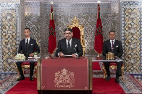 Moroccan king seeks government shake-up to calm frustrations