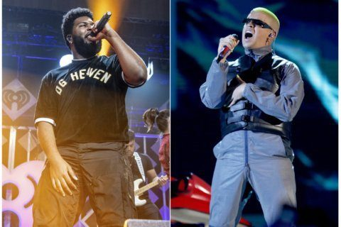 Bad Bunny, Khalid to perform on Apple Music's 'Up Next' tour