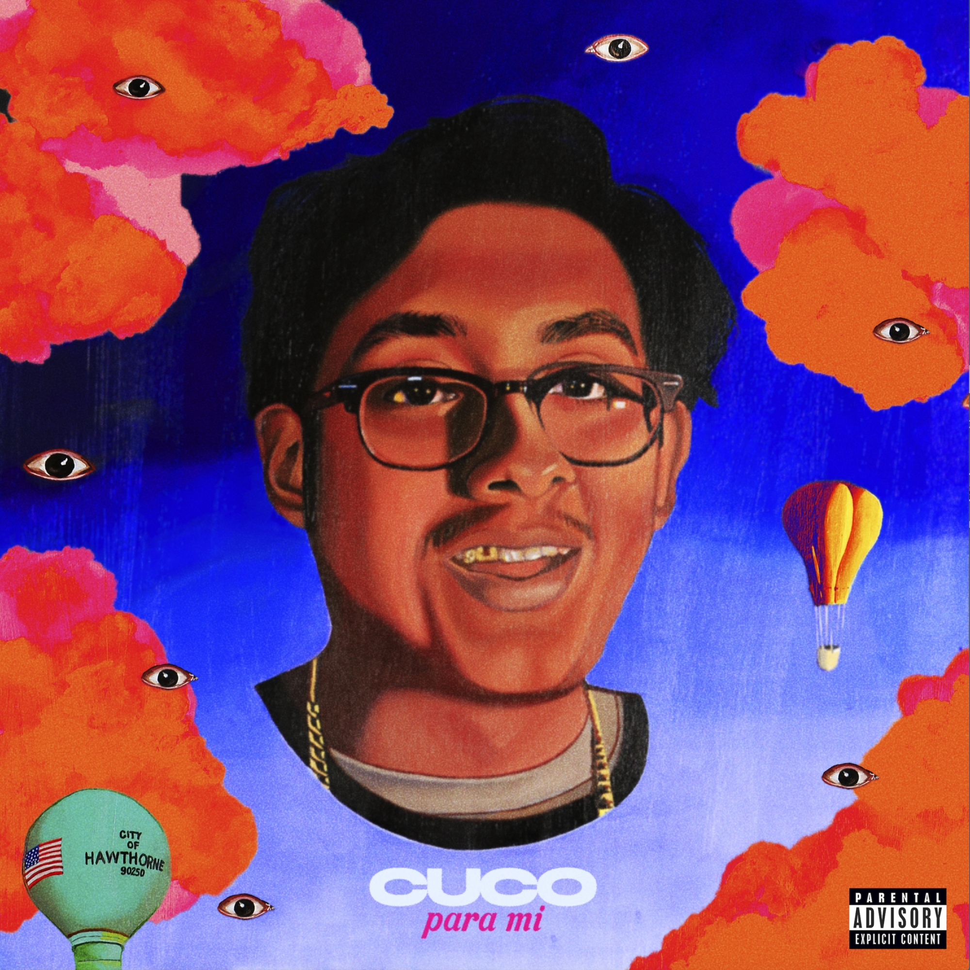 Review Cuco Brings Layers To Lo Fi Love Songs On Para Mi Wtop