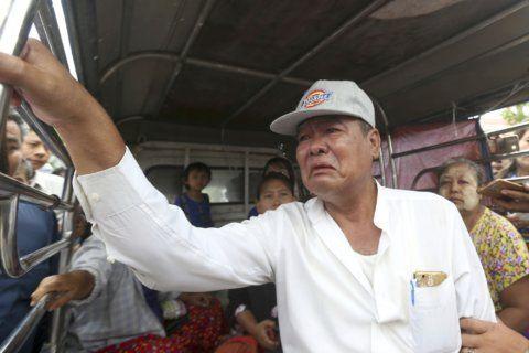 Court proceedings begin against Myanmar child rape suspect