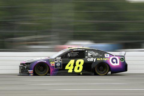7-time NASCAR champion Johnson gets new crew chief