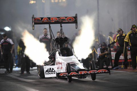 Tommy Johnson Jr. wins Mile-High NHRA Nationals