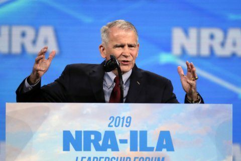 Oliver North says NRA is smearing him to avoid scrutiny