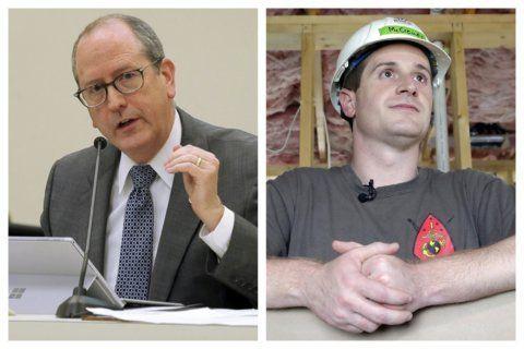 North Carolina Dem takes big financial lead in US House redo