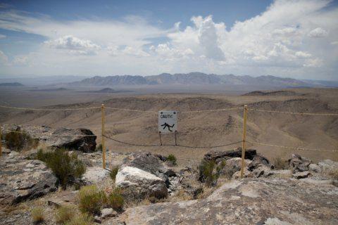 Earthquakes shake up Yucca Mountain nuke dump talk in Nevada