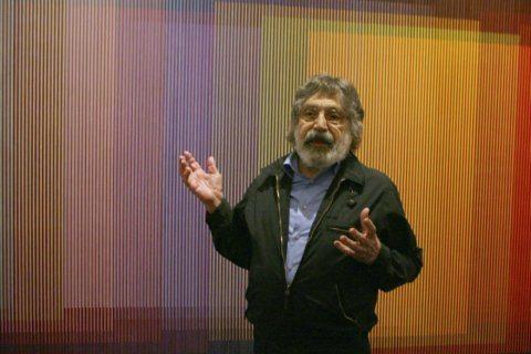 Cruz-Diez, Venezuelan pioneer of kinetic art, dies in Paris
