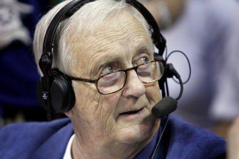 Longtime KU broadcaster Max Falkenstien dies at 95